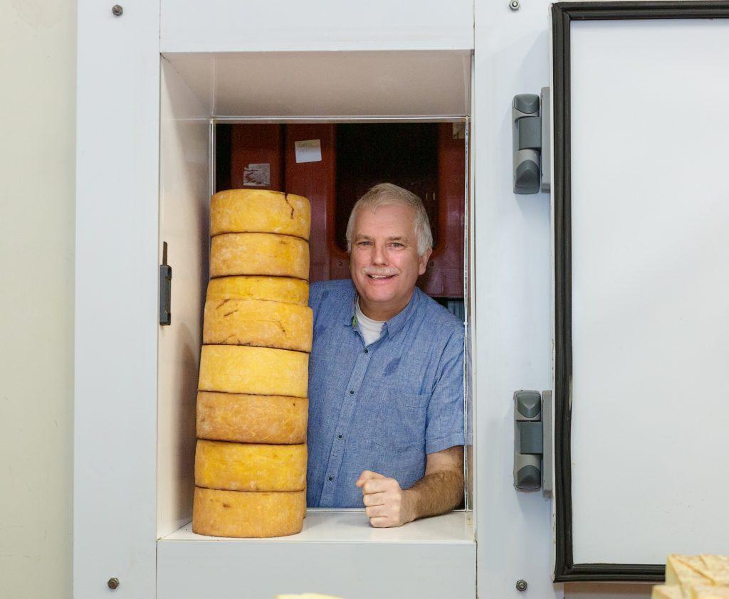 Knockanore Farmhouse Cheese
