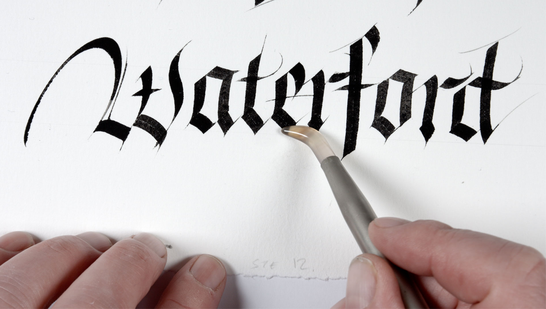 Calligraphy Festival in Waterford